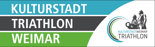 Weimar Triathlon Werbebanner