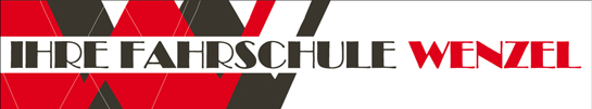 Fahrschule Wenzel Berlin Werbeschild