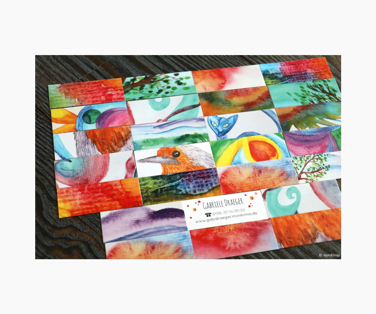 Visitenkarten Design Moo Cards